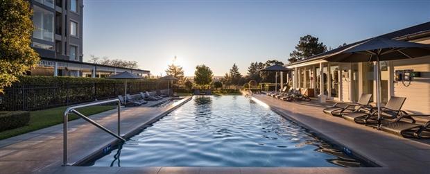 Luxury at Hilton Taupo & raise your adrenaline