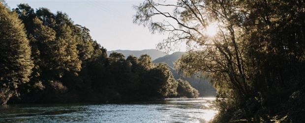 Maruia River Retreat, Tasman