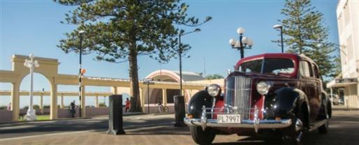 Discover Art Deco Napier