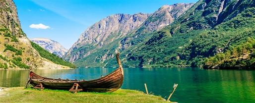 NEW - Viking Homelands & Majestic Iceland