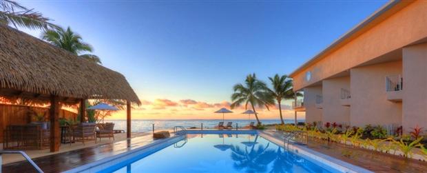 Moana Sands Lagoon Resort, Rarotonga